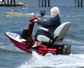 Pensioen genieten